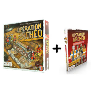 Opération Archéo pack complet
