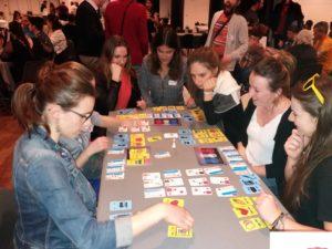 Cuistot Fury au festival des jeux de Montpellier 2019