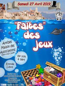festival jeux antibes 2019